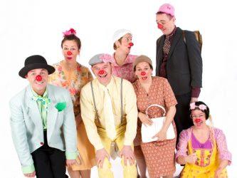 Rote Nasen in Tirol - weil Lachen heilen hilft!