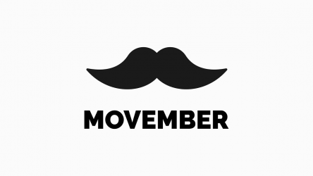 Männer schaut auf eure Prostata - es ist Movember!