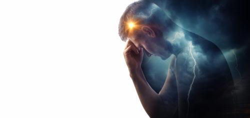Migräne: Das Gewitter im Kopf